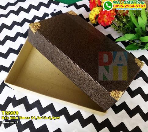 Box Siku Emas 21,5x13x4,5cm