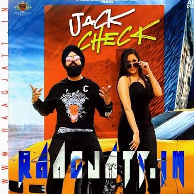 Jack Check by Simz Randhawa lyrics
