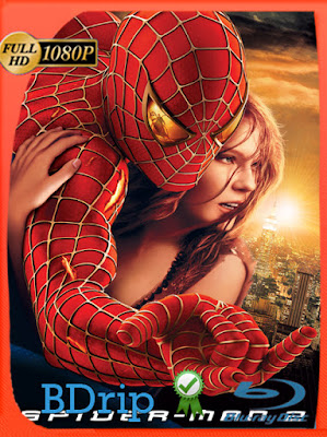 El Hombre araña 2 (2004) HD BDRIP [1080p] Latino [GoogleDrive] [MasterAnime]
