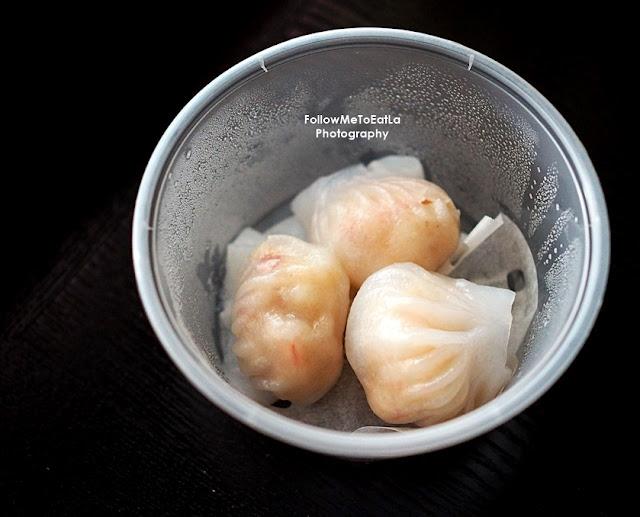 Steamed White Crystal Shrimp Dumpling