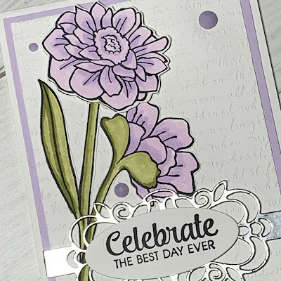 Card Idea using the Band Together Stamp Set from Stampin' Up!