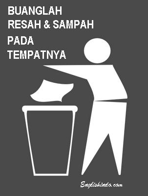Guru Bahasa Inggris Speech School Cleanliness Kebersihan