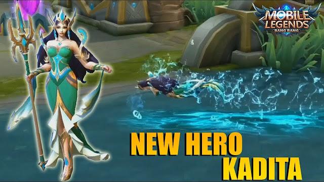 Kadita, Hero Asli Indonesia Resmi Di Perkenalkan Mobile Legends