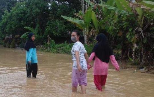 Banjir Landa, Kabupaten Luwu