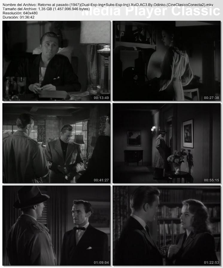 Retorno al pasado | 1947 | Secuencias de la película