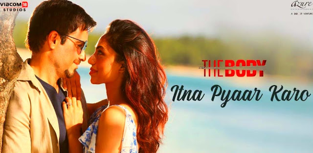 ITNA PYAR KARO LYRICS- THE BODY