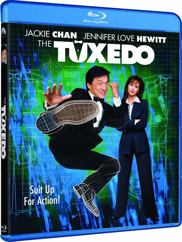 The Tuxedo 2002 x264 720p Esub BluRay Dual Audio English Hindi THE GOPI SAHI
