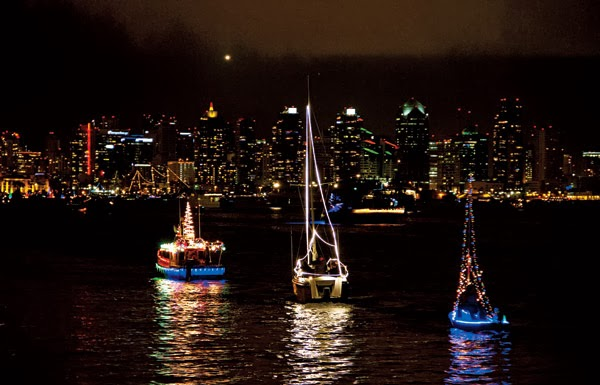 San Diego Bay Parade Of Lights Stunning SanDiegoVille San Diego Bay Parade Of Lights Announces Theme For