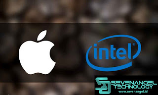 Tech News:Apple dan Intel akan bekerja sama