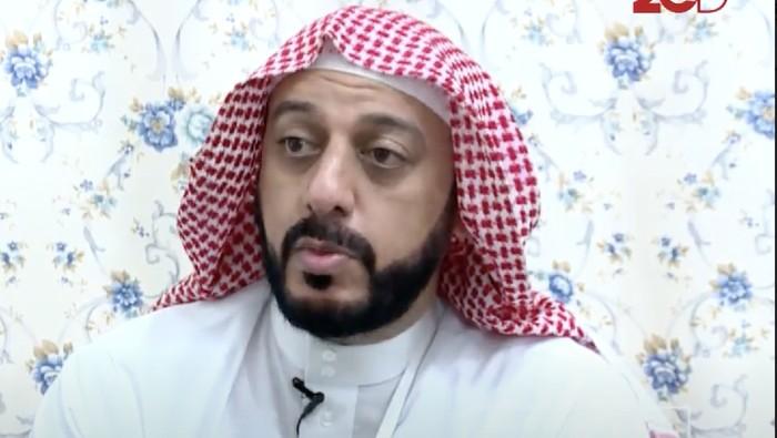 Syekh Ali Jaber Meninggal dalam Keadaan Negatif Corona, Ini kata Asisten Pribadi