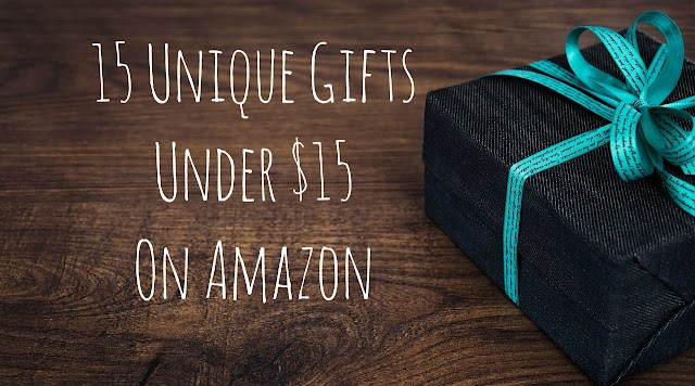 15 Unique Gifts Under $15 On Amazon