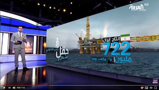 إيران تتخطى الإنتاج القطري من حقل البلدين المشترك