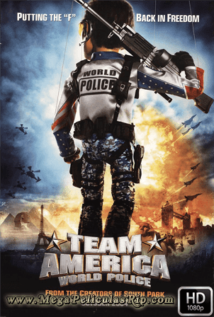 Team America World Police [1080p] [Latino-Ingles] [MEGA]