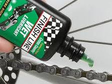 Oil A Bicycle Chain
