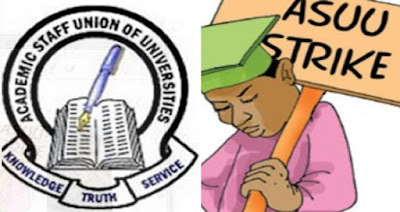 """""""Blame The FG If The Universities Are Shut Down Again"""" - ASUU Threatens To Embark On Another Strike"""