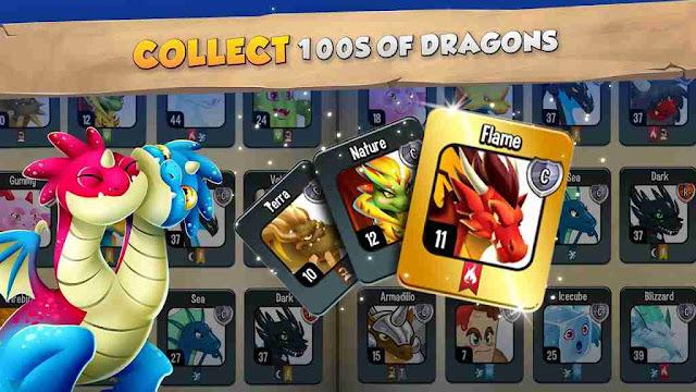 Dragon City Hack Apk