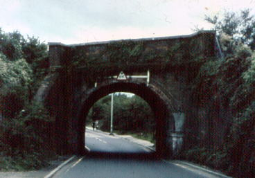 Newgate Lane bridge
