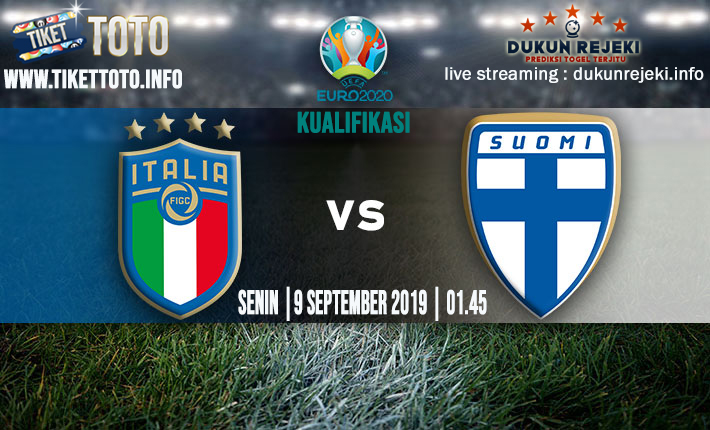 Prediksi Euro Qualification Finland Vs Italy 2019