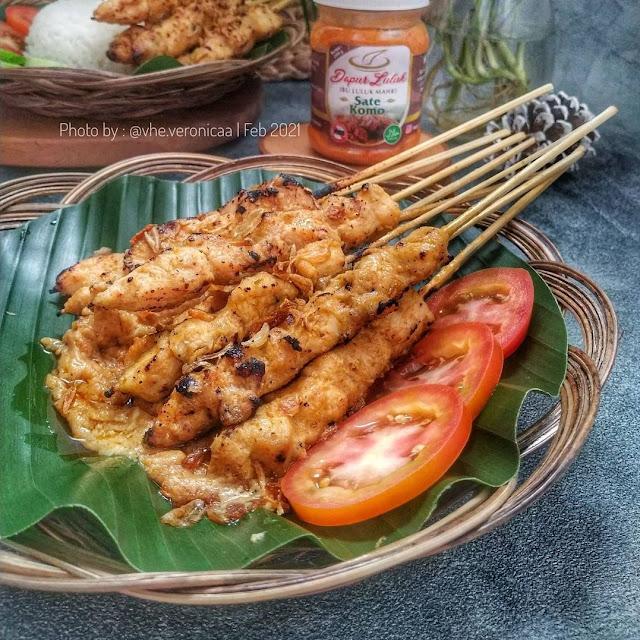 Sate Komo Ayam