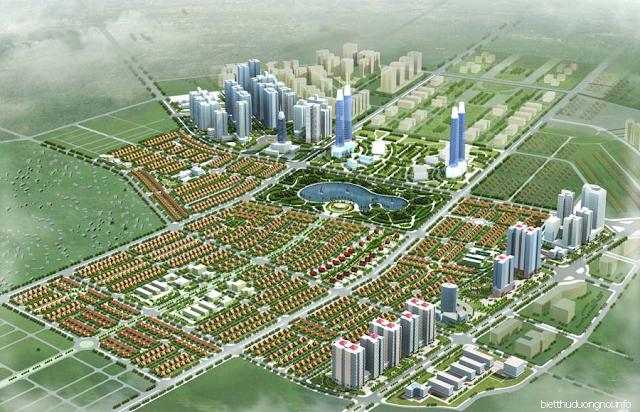Khu đô thị mới Dương Nội - Hà Đông