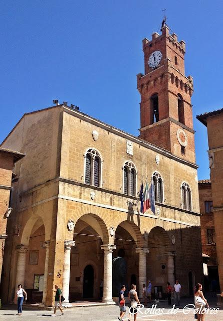 Palazzo Comunale Pienza