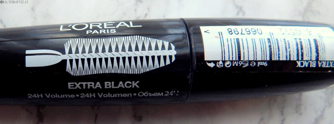 LOreal Collagene 24 Mascara