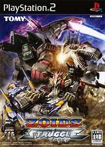 Zoids Struggle PS2 ISO (NTSC-J) (MG-MF)