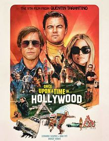 Sinopsis pemain genre Film Once Upon a Time... in Hollywood (2019)