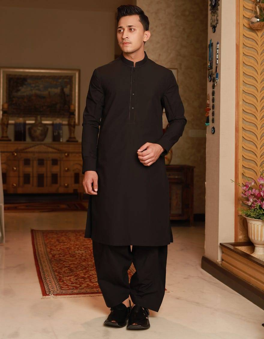 Junaid Jamshed winter collection 2020