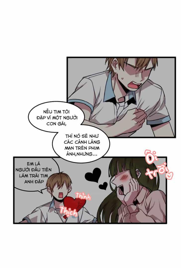 Trang 25 - [ Manhwa ] Trái tim thầm lặng - Heart Silent - Chap 003 (- Han Kyeul) - Truyện tranh Gay - Server HostedOnGoogleServerStaging