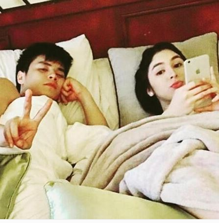 CAUGHT ON CAM: Julia Barretto and Ronnie Alonte Surprisingly Did This While Together!