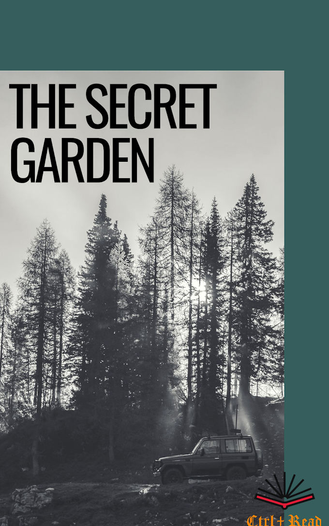 The Secret Garden summary:Short Summary On The Book The Secret Garden