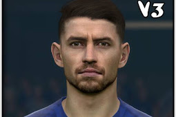 Jorginho New Face V3 - PES 2017