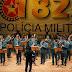 POLÍCIA MILITAR REALIZA SOLENIDADE DE ANIVERSÁRIO DE 182 ANOS DE CRIAÇÃO