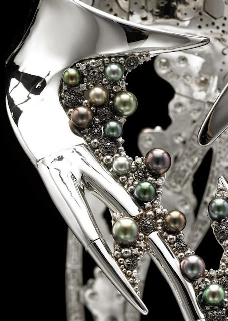 Today's #DailyJewel - God is in the #details! 'Ethereal Rhapsody' by Reena Ahluwalia