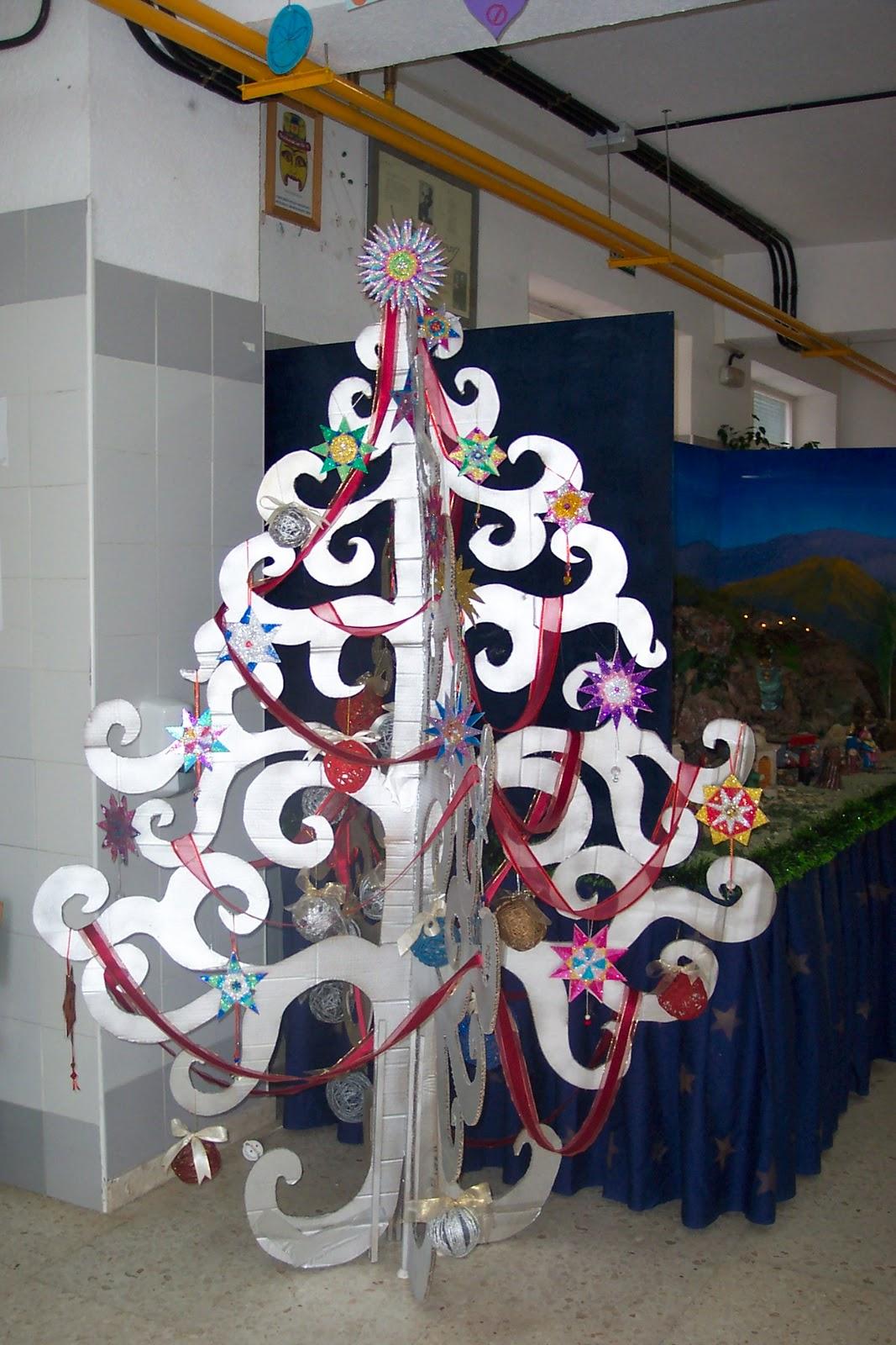 El arte de crear actividades de aula adornos navide os for Como hacer adornos navidenos faciles