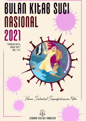 Bulan Kitab Suci Nasional (BKSN) 2021