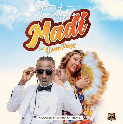 Patapaa Ft Queen Peezy - Madi (Audio MP3 + Official Music Video)