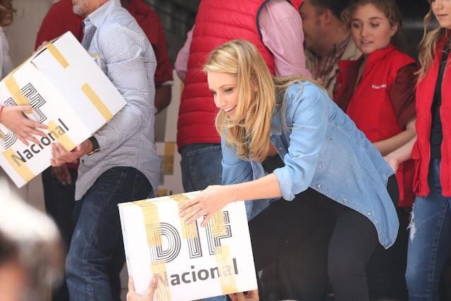 Medios Internacionales se preguntan: ¡¿Dónde están los donativos que se han hecho a México?!