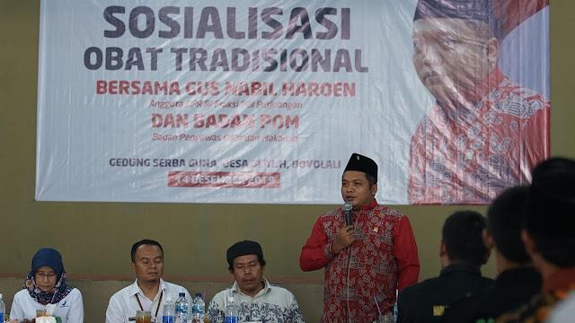 perdagangan obat tradisional indonesia