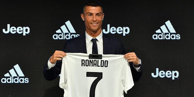 Efek Bursa Transfer Ronaldo Ke Juventus