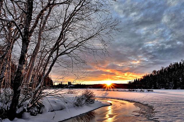 لعشاق الشتاء والجليد خلفيات الجليد