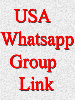 { 2020 } USA Whatsapp Group Link | Active USA Whatsapp Group LInk 999+