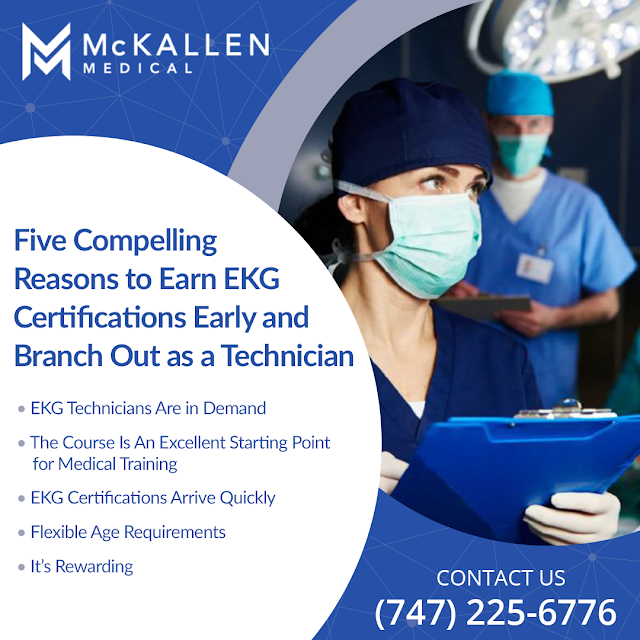 ekg certification