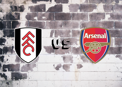 Fulham vs Arsenal  Resumen y Partido Completo