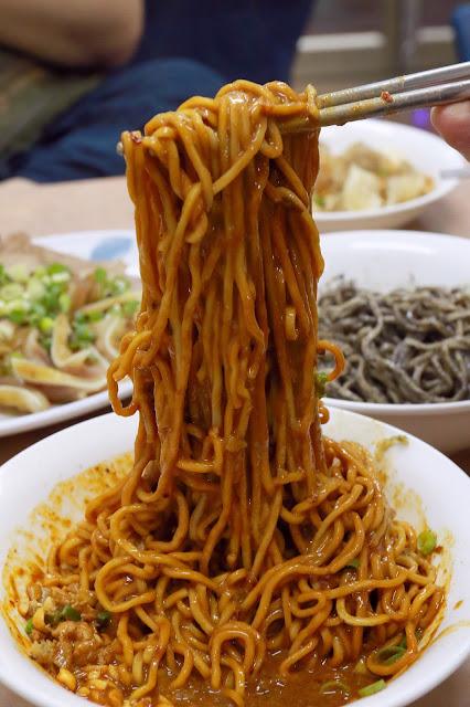 台南唯一川味麵館