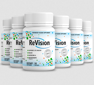 Revision, Supports Your Vision, Memory and Focus