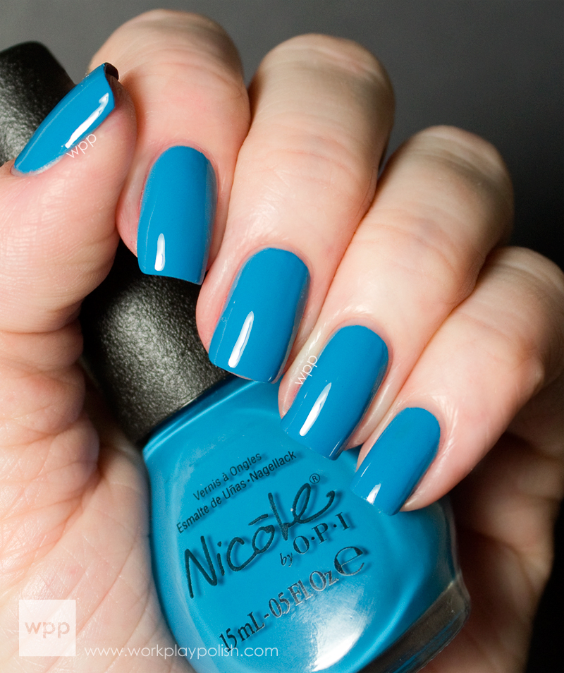 Nicole by OPI Kellogg's Special K Be Ama-Zing