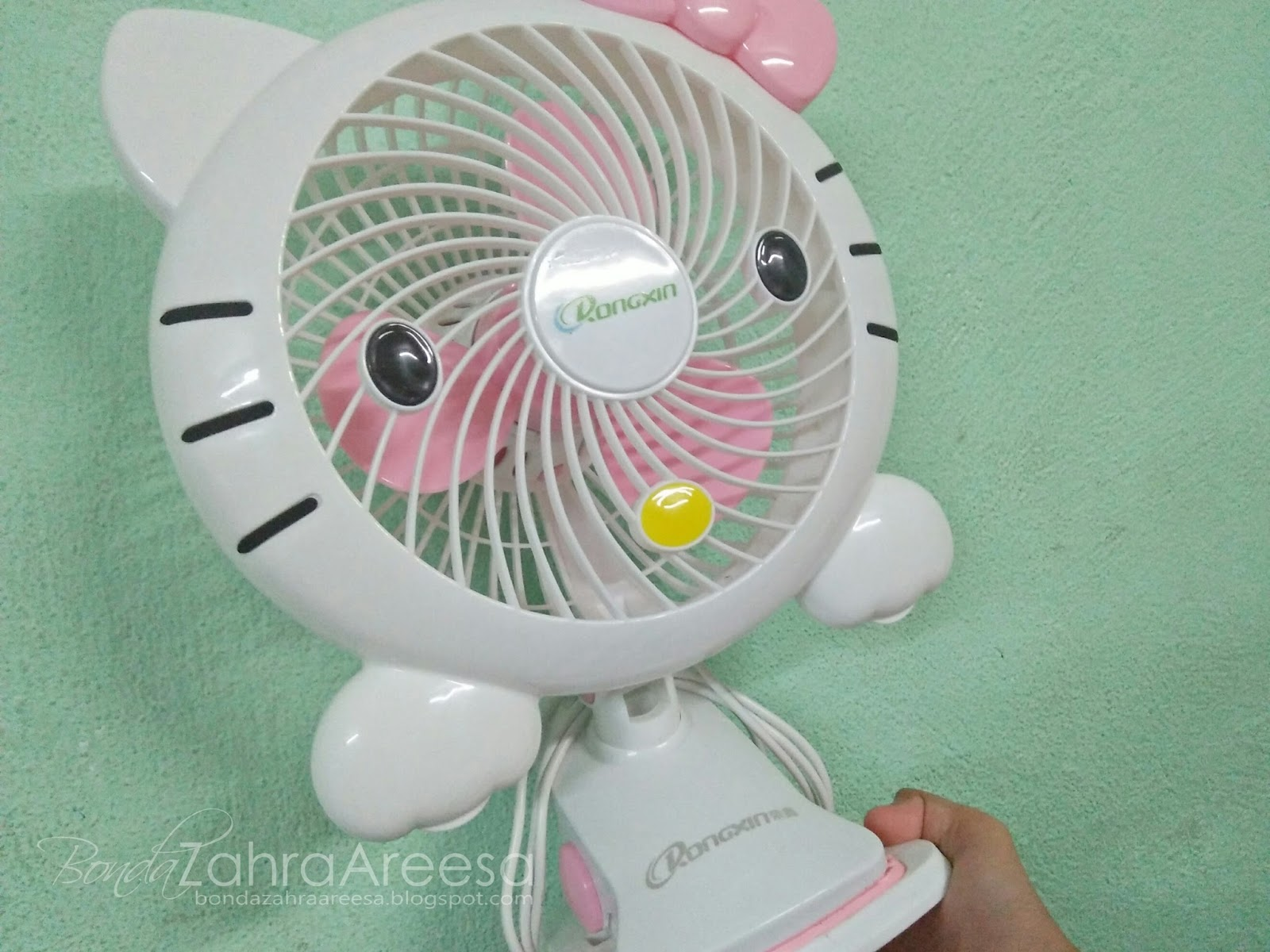 Koleksi Barangan Hello Kitty Zahra