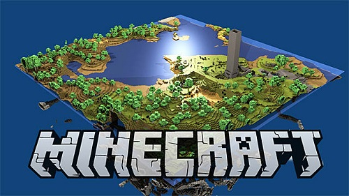 Game thủ có vẻ dễ dàng setup thêm bản đồ cho Minecraft